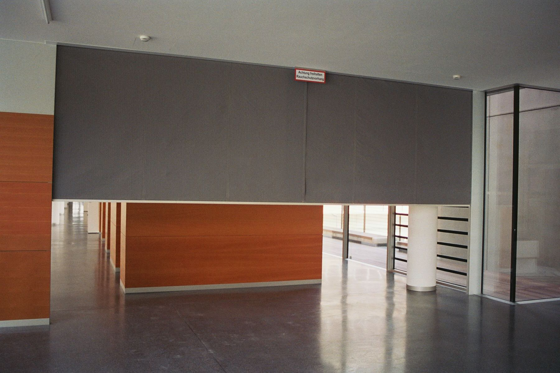 Fire Resistant Curtains Dupond Fire Curtains Ferrocor